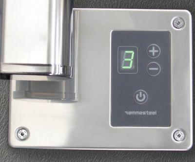 Digital Hardwired Heat Controller