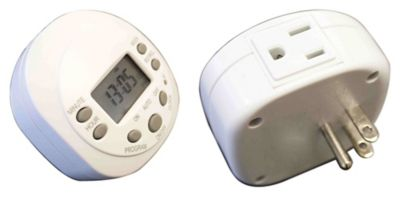 AMBA Programmable Plug-In Timer