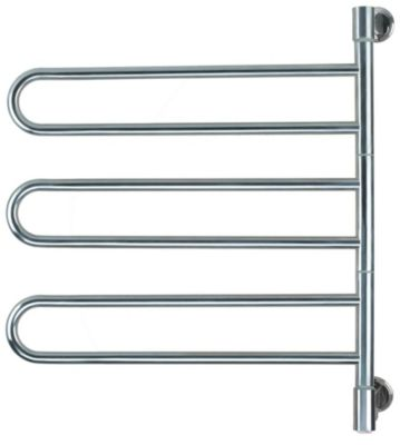 Jill B003 Swivel 6-Bar Towel Rack