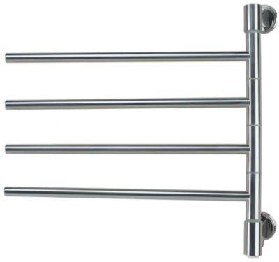 Jack D004 Swivel 4-Bar Towel Rack