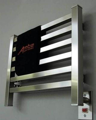 Quadro 6-Bar Towel Warmer