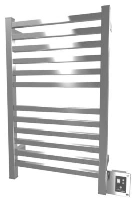 Quadro 12-Bar Towel Warmer