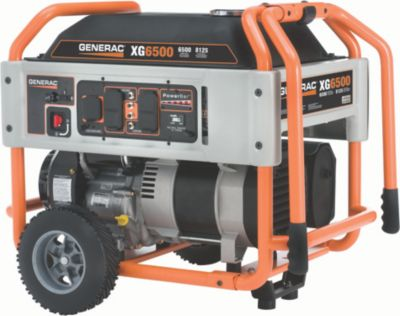 XG6500 Series Portable Generator