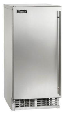 15 in. ADA Complaint Series Indoor/Outdoor Solid Door Ice Maker