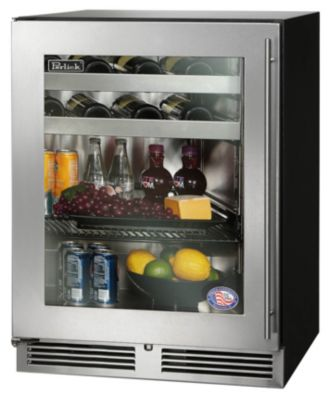 4.8 cu. ft. 24 in. ADA Compliant Series Glass Door Beverage Center