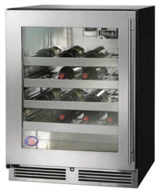 4.8 cu. ft. 24 in. ADA Compliant Series Glass Door Wine Reserve