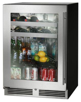 5.3 cu. ft. 24 in. C-Series Glass Door Beverage Center