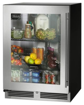 5.3 cu. ft. 24 in. C-Series Glass Door Refrigerator