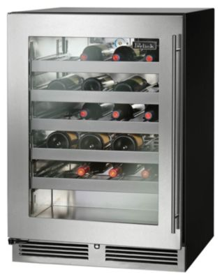5.3 cu. ft. 24 in. C-Series Glass Door Wine Reserve