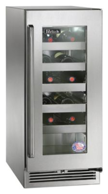 3.0 cu. ft. 15 in. Signature Series Glass Door Wine Reserve