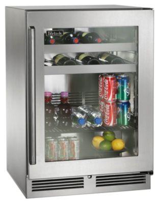 5.3 cu. ft. 24 in. Signature Series Glass Door Beverage Center