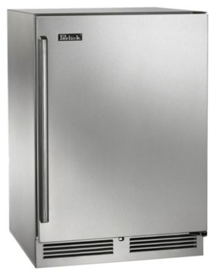 5.3 cu. ft. 24 in. Signature Series Solid Door Freezer