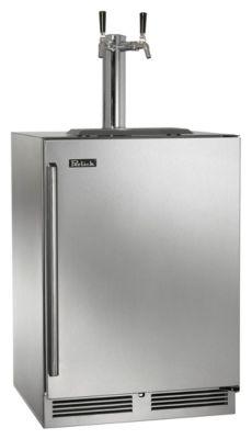 5.2 cu. ft. 24 in. Signature Series Solid Door Beer Dispenser