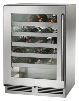 5.3 cu. ft. 24 in. Signature Series Glass Door Wine Reserve