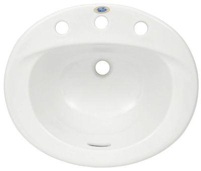 Supreme® Self-Rimming Lavatory Sink