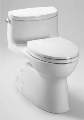 Carolina® II Low Profile 1-Piece Elongated Toilet