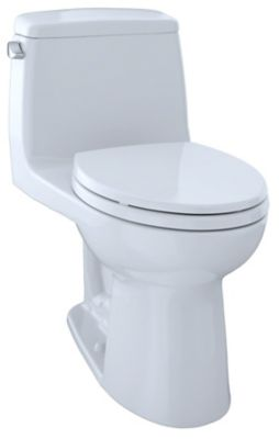 Eco UltraMax® Elongated 1-Piece Toilet