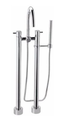 2-Handle Freestanding Tub Filler