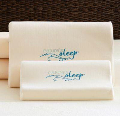 Visco Large Contour Memory Foam Pillow
