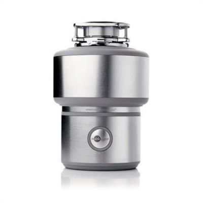 Evolution Excel® Continuous-Feed Food Waste Disposer - Stainless Steel/Light Gray