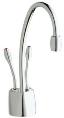 InDulge™ Contemporary Hot Water Dispenser - Chrome