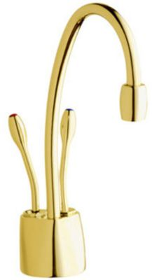 InDulge™ Contemporary Hot Water Dispenser - French Gold