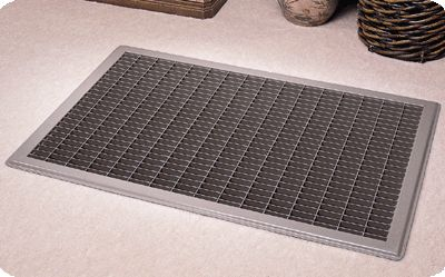 32,500 BTU Liquid Propane Floor Furnace - Tan