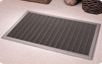 32,500 BTU Natural Gas Floor Furnace - Tan