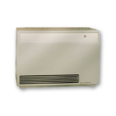 20,000 BTU Liquid Propane High Efficient Electronic Direct Vent Wall Furnace - Beige