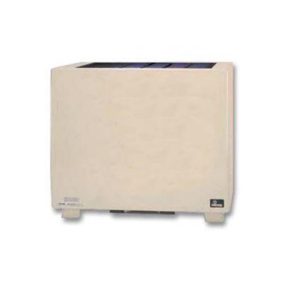 50,000 BTU Liquid Propane Closed Front Room Heater with Blower - Beige