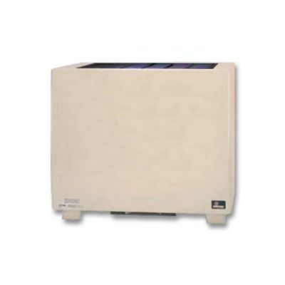 50,000 BTU Natural Gas Closed Front Room Heater with Blower - Beige