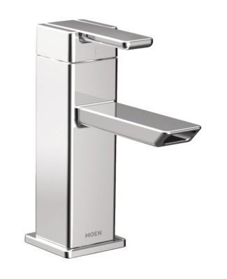 Premium Chrome One-Handle Bathroom Faucet