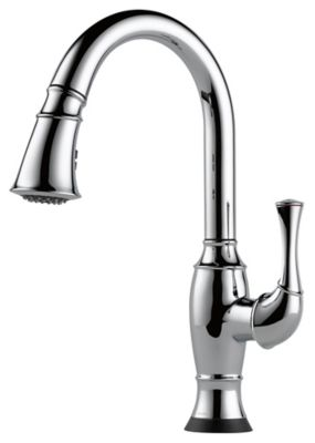 Talo® Single-Handle Pull-Down Kitchen Faucet