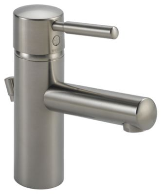 Quiessence® Single Handle Lavatory Faucet - Brilliance® Brushed Nickel