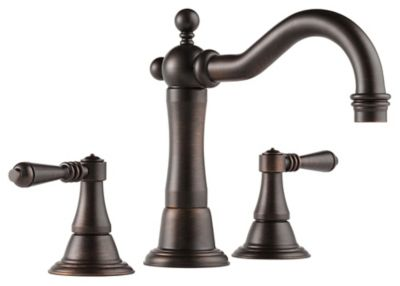 Tresa® 2-Handle Widespread Lavatory Faucet - Venetian Bronze®