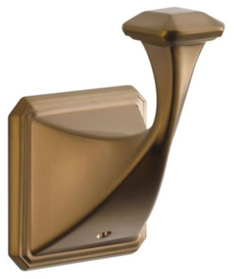 Virage® Robe Hook - Brilliance® Brushed Bronze