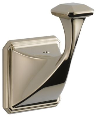 Virage® Robe Hook - Brilliance® Polished Nickel
