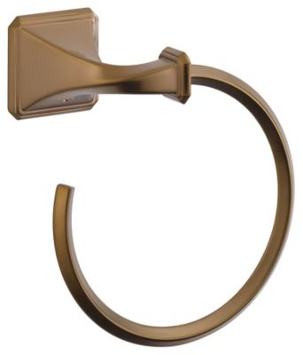Virage® Towel Ring - Brilliance® Brushed Bronze