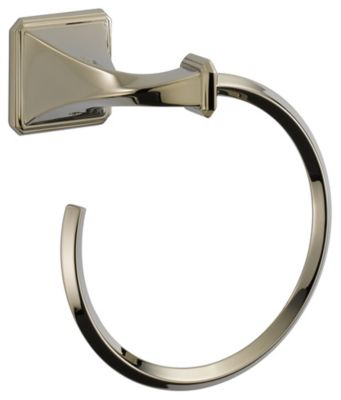Virage® Towel Ring - Brilliance® Polished Nickel