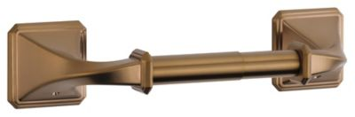 Virage® Tissue Holder - Brilliance® Brushed Bronze