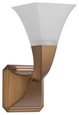 Virage® 1-Light Bath Sconce - Brilliance® Brushed Bronze