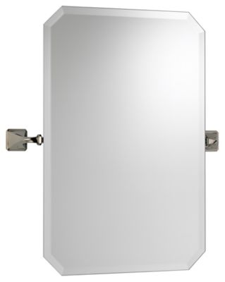 Virage® Wall Mirror - Brilliance® Polished Nickel