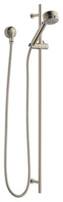 Euro Slide Bar Handshower - Brilliance® Brushed Nickel