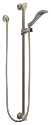 RSVP™ Slide Bar Handshower - Brilliance® Brushed Nickel