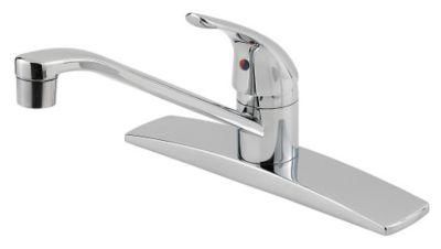 Pfirst Series Centerset Kitchen Faucet