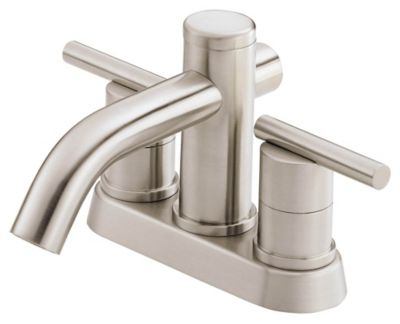 Parma™ 2-Handle Centerset Lavatory Faucet - Brushed Nickel