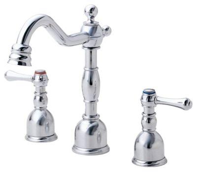 Opulence™ 2-Handle Mini-Widespread Lavatory Faucet - Chrome
