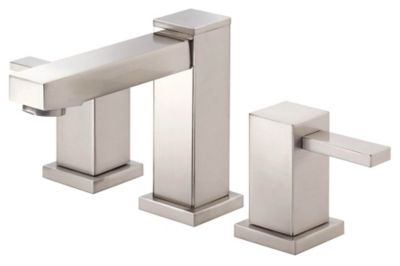 Reef™ 2-Handle Mini-Widespread Lavatory Faucet - Brushed Nickel