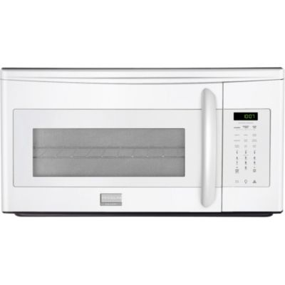 1.5 Cu. Ft. Over-the-Range Microwave - White