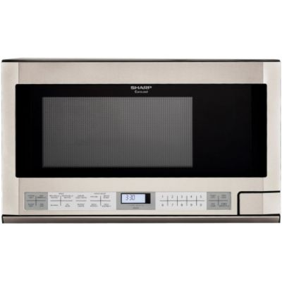 1.5 Cu. Ft. Over-the-Counter Microwave Oven